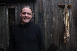 Festivalgründer Erlend Mogård-Larsen vil hente Tore Hund fram fra mørket. Foto: Leif Steinholt